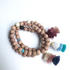 Jewelry - Handmade Diffuser bracelets